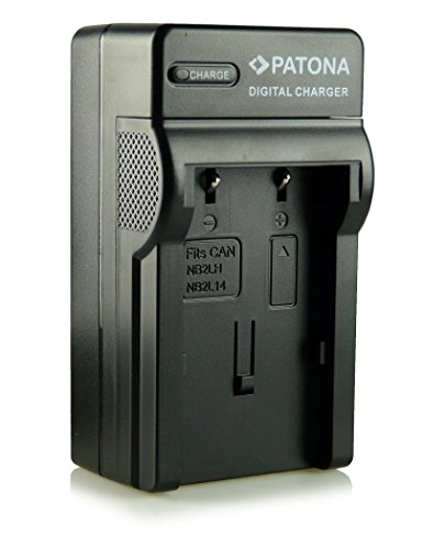 3in1 Ladegerät · 100% kompatibel mit NB-2L / BP-2L5 Akkus für Canon PowerShot S30 | S40 | S45 | S50 | S60 | S70 | S80 | G7 | G9 | EOS 350D | EOS 400D - Camcorder MV800 | MV830 | MV830i | MV850i und weitere... Legria HF R16 | HF R17 | HF R18 | HF R106 S50 Camcorder