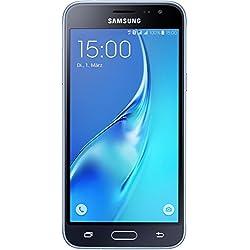 Samsung Galaxy J3 Smartphone débloqué 4G (Ecran: 5 Pouces - 8 Go - Multi-SIM - Android Lollipop 5.1) Noir (import Allemagne)