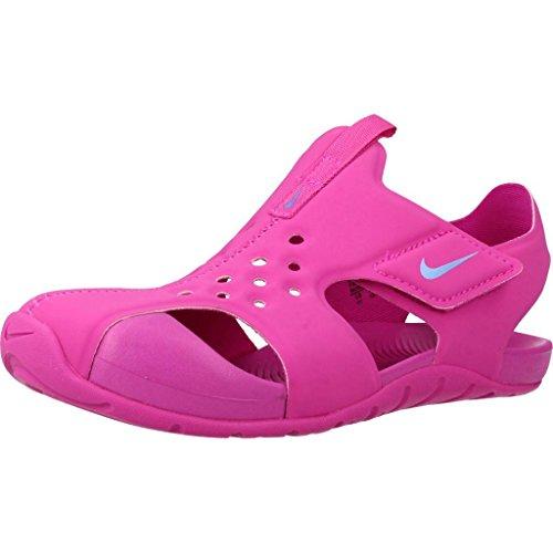 Nike Sandalen/Sandaletten Mädchen, Color Pink, Marca, Modelo Sandalen/Sandaletten Mädchen Sunray Protect 2 (PS) Pink