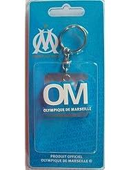 Porte clés - Collection officielle - OLYMPIQUE DE MARSEILLE OM - Football Ligue 1