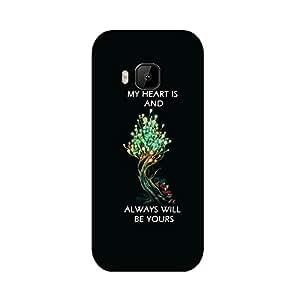 Digi Fashion premium printed Designer Case for HTC One M9