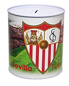 C Y P Hucha CIL&iacutendrica 13,5X15 Cm. Sevilla FC, 0, 0