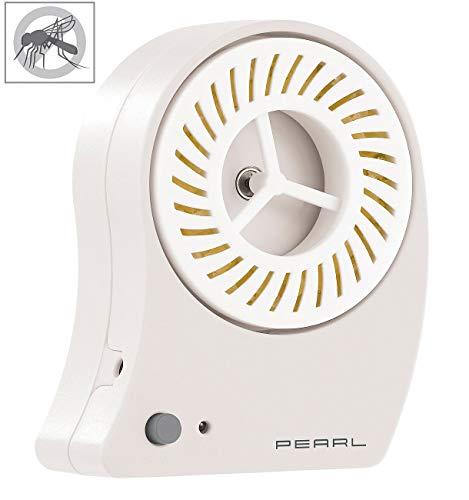 PEARL Mückenschutz: Mobiler Mückenvertreiber, USB- & Batteriebetrieb, 240 Std. Wirkdauer (Insektenabwehr) 240 Usb