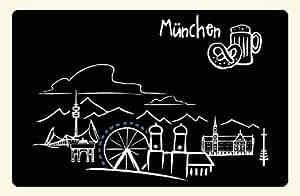 Frigo stadtmeister skyline münchen &pour les inconditionnels de la ville de munich les inconditionnels de la hesse