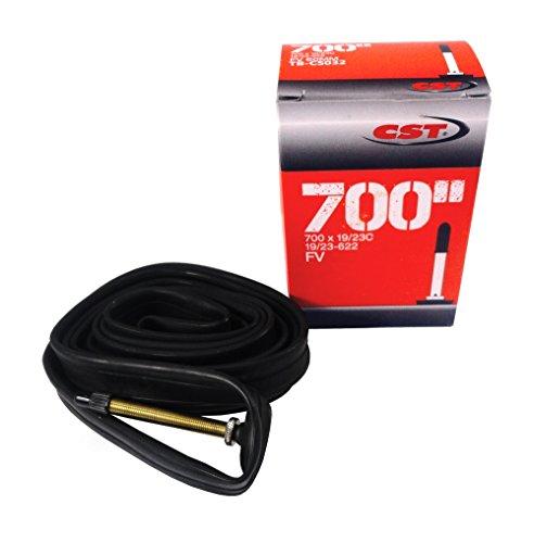 CST 700x 19–23C/71,1cm Road, Fixie Bike Inner Tube F/V 33mm lang Presta (Fixie-bike Inner Tube)