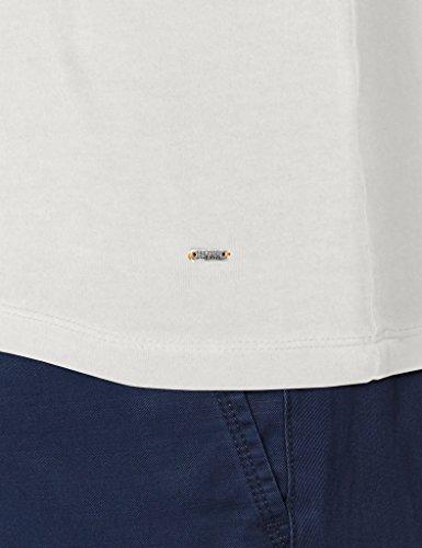 BOSS Casual Herren T-Shirt Trace Grün (Natural 105)