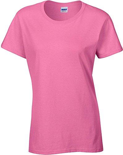 Gildan Ladies Taped Neck & Shoulders Short Sleeve Heavy Cotton Women's T-Shirt