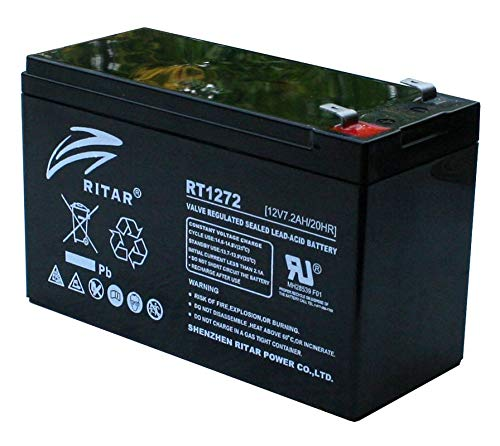12VDC Ersatz-Akku für E-Lektron EL38-M / EL225-UHF Soundanlage
