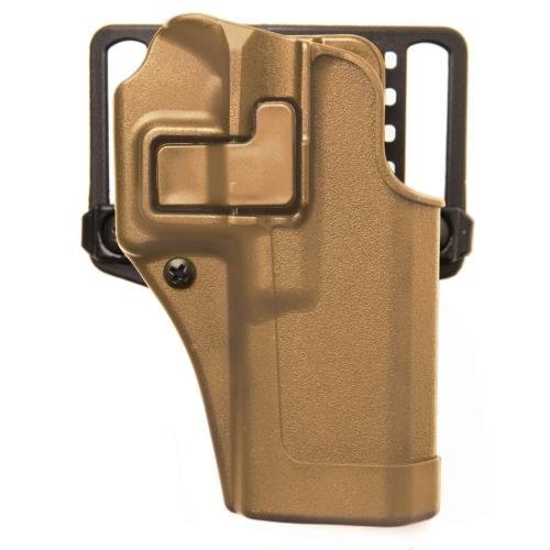 Blackhawk 410502ct-r Glock 19/23/32/36Serpa Holster, Coyote tan