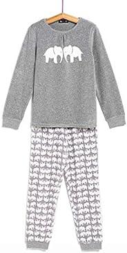 TEX - Pijama Largo para Niña, 2 Piezas