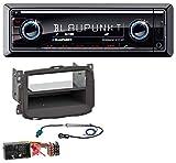 caraudio24 Blaupunkt Brisbane 270 BT AUX MP3 SD Bluetooth USB Autoradio für Alfa Romeo Giulietta 940 Facelift ab 13