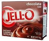 Jello-O Instant Pudding - Chocolate 110g