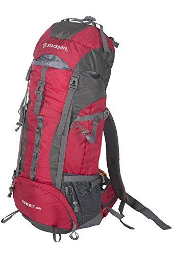 StanSport interne Rahmen Pack, 50Liter, Rot -