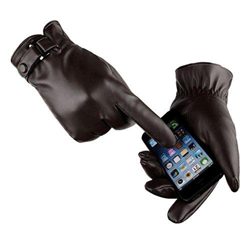 saingace-gloves-herren-thermische-wintersport-lederhandschuhe-schwarz