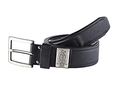 Preisvergleich Produktbild Dickies Rockland Ledergürtel schwarz BK XL, BE101