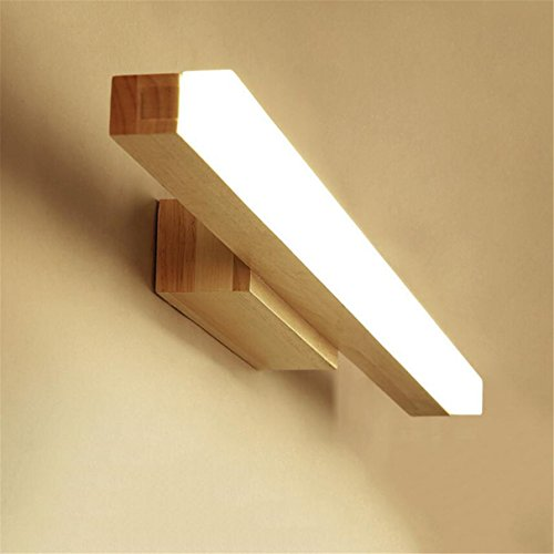 LED Badleuchte Spiegellampe Spiegellicht Make-Up Leuchte Badezimmer Wandlampe DE