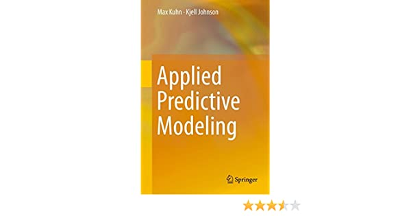 Applied Predictive Modeling Kuhn Pdf