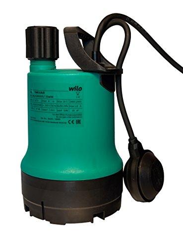 Ergonomische Keller Entwässerung wassergekühlte Elektroablaufpumpe Wilo TMR 32/8