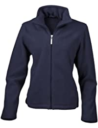 Result La Femme semi-micro fleece jacket Navy S