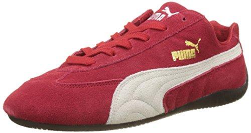 Puma Speed Cat, Scarpe da Ginnastica Uomo, Rosso (Ribbon Red White 01), 38 EU (5 UK)