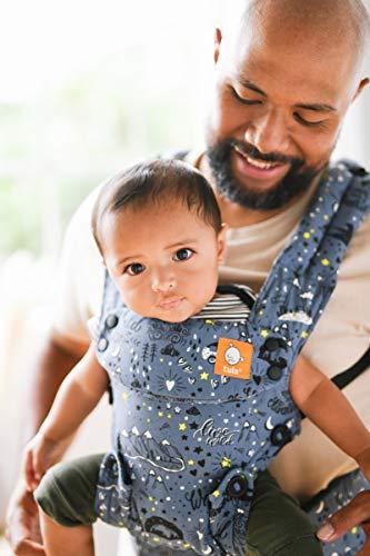 Baby Tula Explore - WANDER - Marsupio regolabile per neonati e bambini, ergonomico, varie posizioni per 3,2-20,4 kg