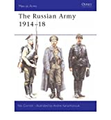 TheRussian Army 1914-18 by Cornish, Nikolas ( Author ) ON Nov-16-2001, Paperback