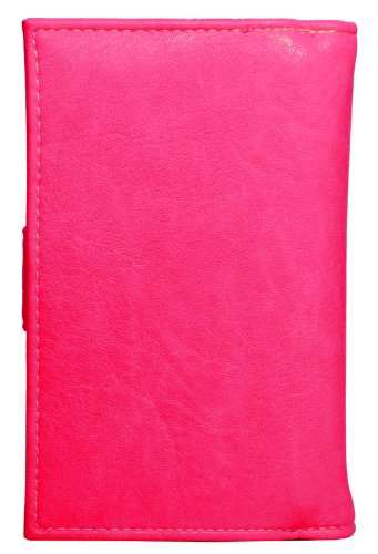 my!WALLET  Luna, Portafogli  Unisex - Adulto Uni Pink