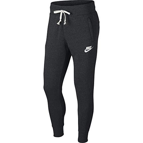 Nike m nsw heritage jggr pantaloni sportivi, uomo, nero (black/htr/sail 010), 52 (taglia produttore:l)