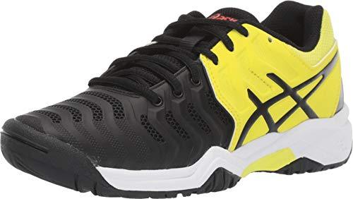 4fb093dd28d Outlet de zapatillas de padel Asics talla 39 negras baratas ...