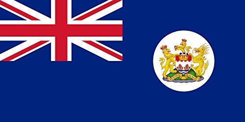 magFlags Flagge: Large Hong Kong 1959-1997 | Hong Kong 1959?97 | ??? ???? 1959?-1997? | ??? 1959?-1997? | Bân-lâm-gú Hiong-káng SI?t-bîn-t? sî-kî &ecir
