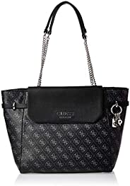 GUESS Women's Tote Bag, Coal - SY75