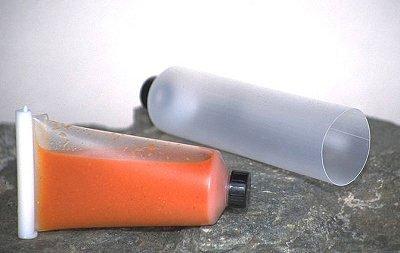 Artikelbild: Futtertube - Leckerlietube - befüllbare Futter Tube