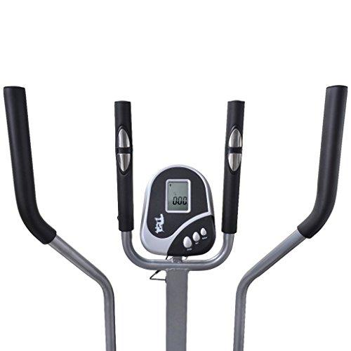 vidaXL Heimtrainer Ergometer Fitness Stepper Walking Ellipsentrainer - 6