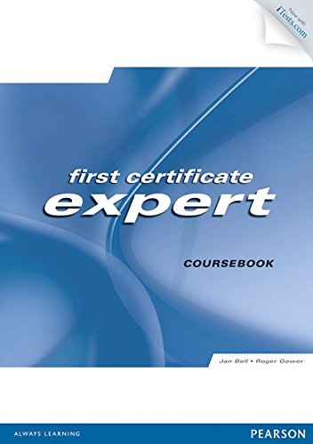 FCE Expert Students' Book with Access Code and CD-ROM Pack