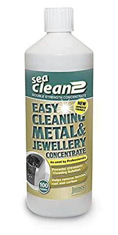 James Products Sea Clean 2 Cleaning Solution 1L For All