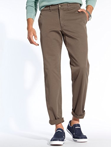 Herren Hose in typischer Chino-Form by Babista Blue Bleu