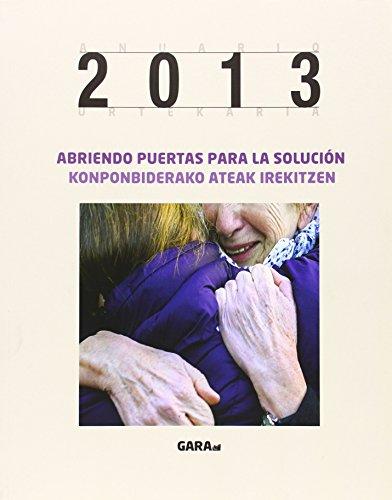 Gara Anuario 2013 Urtekaria