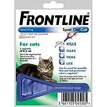 Frontline Ungezieferbehandlung zum Auftragen für Katzen