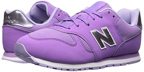 New Balance 373v1 Sneaker Unisex Bambini Viola Purple 37.5 EU Scarpe