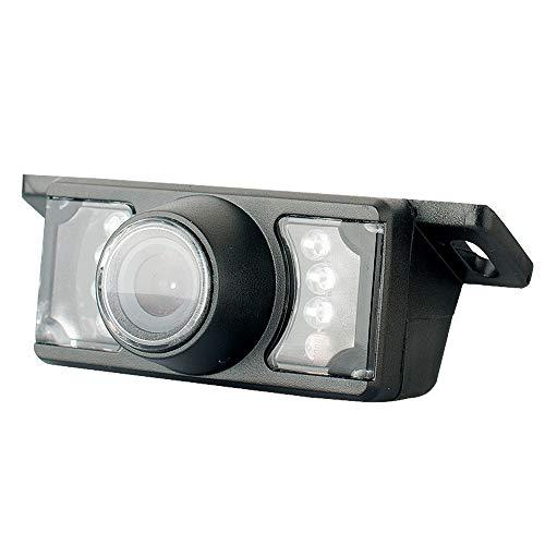 THINKMIC Backup Kamera,Rückfahrkamera,PAL/NTSC,170° Winkel wasserdicht Nachtsicht Wired Einparkhilfe,für Auto, Bus, LKW, Schulbus, Anhänger
