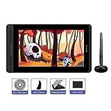 HUION Kamvas Pro 13 Tableta Gráfica con Pantalla, Monitor de Dibujo...