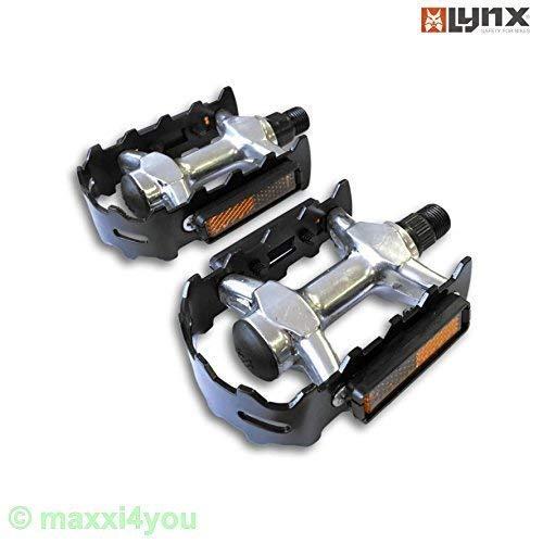 W01140115 Lynx für ATB Fahrradpedal Alu-Body Fahrrad Pedale M-14-Gewinde -