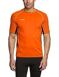 Jako T-Shirt Attack 2.0 - Camiseta de fitness para hombre, color multicolor, talla M