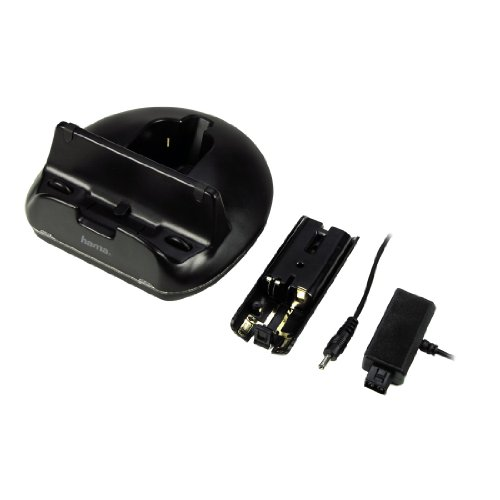 Hama-Triple-Charger-for-Nintendo-Wii-U-Black