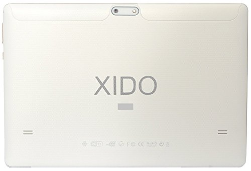 XIDO X110/3G 10 Zoll Tablet Pc – 3G – Android 5.1 Lollipop – Telefonieren – GPS – Navigation – 1GB RAM – 16GB – Kamera – Bluetooth – Laptop – Notebook - 5