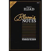 "Homer's """"Iliad (Bloom's Notes)"