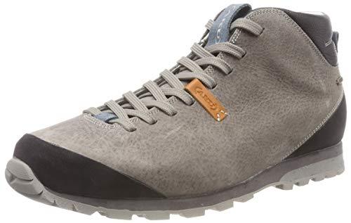 AKU Unisex-Erwachsene Bellamont FG MID GTX Trekking- & Wanderstiefel Grau (Grey/Light Blue 134) 40 EU