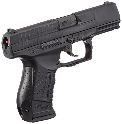 Walther P99 schwarz mit 2 Magazinen Abbildung 3
