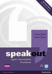 Speakout Upper Intermediate Workbook no Key and Audio CD Pack.