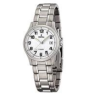 Reloj de mujer FESTINA F16459/1 de cuarzo, correa de titanio de Festina